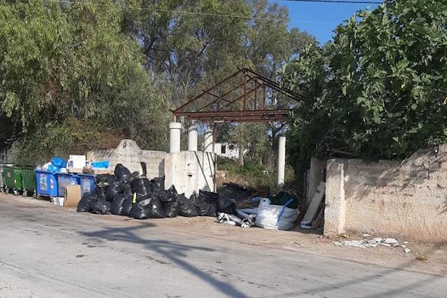 Γ.Τσαμαδός: Η Δημοτική Αρχή Ερμιονίδας είναι αποφασισμένη να διατηρήσει τον Δήμο καθαρό ακόμα και με πρόστιμα