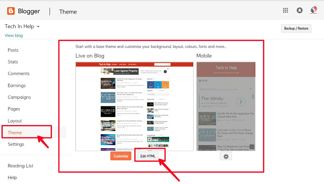 Blog Me Google Page Level ads Enable Kaise Kare