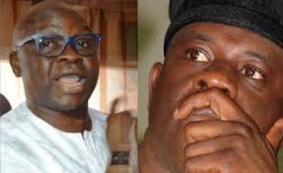 Count me out of Obanikoro's alleged confession- Fayose tells FG, says EFCC probe will not distract him