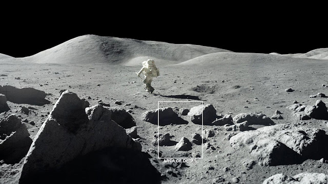 NASA Says Cold Shadows on the Lunar Surface Can Explain Moon Water Mystery