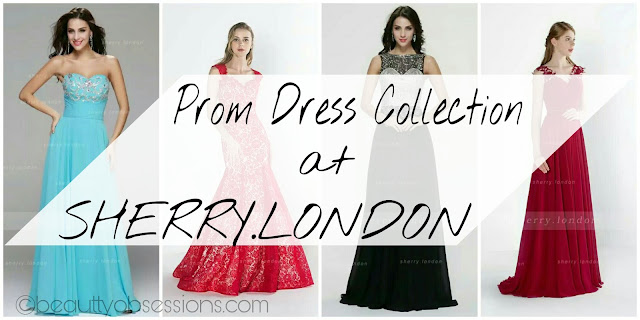 Find Your Dream Prom Dress at Sherry.London