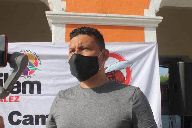 alcalde Christian Carrillo Baeza