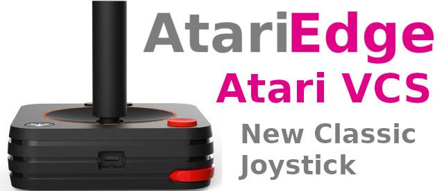 The Edge: We Take A Look At The Latest Atari VCS Classic Joystick