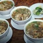 Kuliner Indonesia - Soto Bangkong