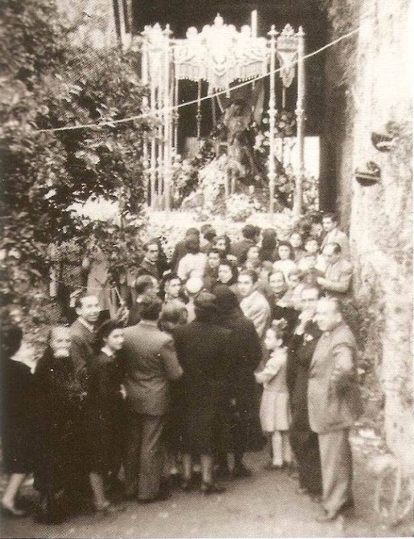 El coste de una procesión hace 75 años