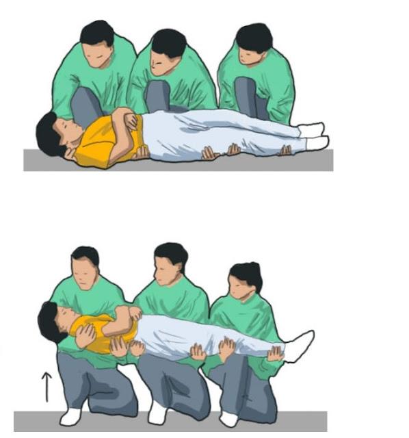 Pemindahan Korban