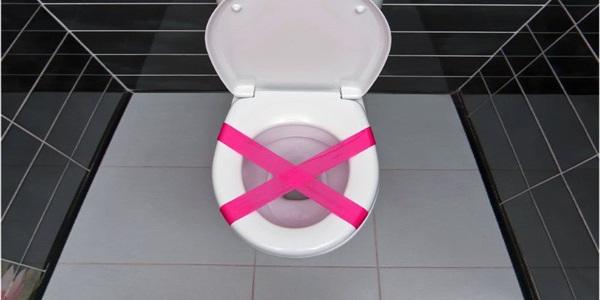 stvari koje baš nikad ne biste smjeli baciti u WC školjku...