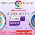 Prediksi Villarreal vs Getafe — 22 Desember 2019
