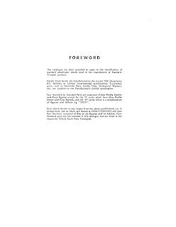 Standard Triumph Hardware catalogue introduction