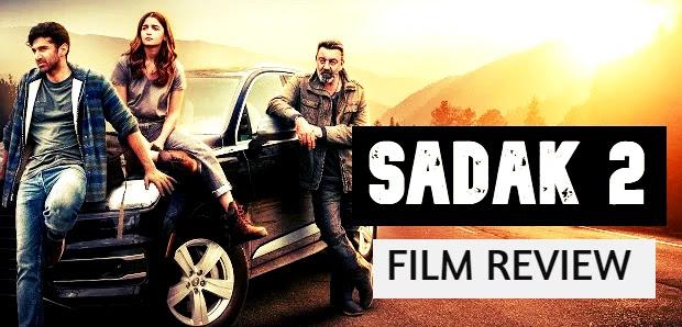 पुरानी सड़क के आगे बे-सड़क नज़र आती है सडक 2, फिल्म रिव्यु