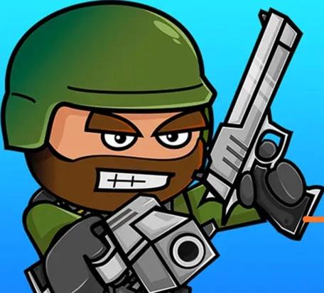 لعبة Mini Militia - Doodle Army 2