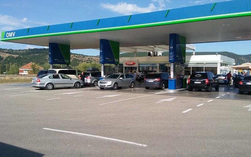 OMV Petrol Dimitrovgrad (Bulgaristan Yönü)