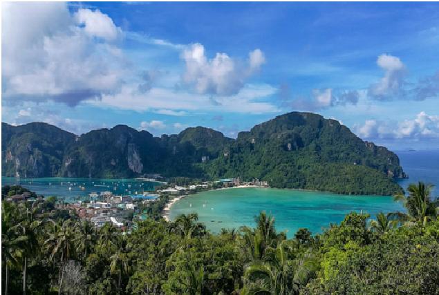 Summer activities in Phuket