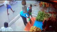 Latest Phone Theft In India Andhra Pradesh Tirupati By A Small Boy Caught In CCTV Footage 2016