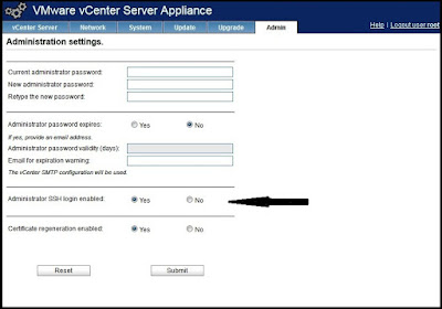 vCenter 5 x/6 x: How to reset administrator@vsphere local