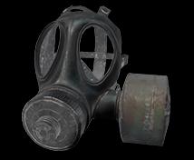 Противогаз (Gas Mask Full)
