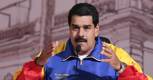 El de Peña, peor gobierno de México; Maduro califica de entreguista y asesino a nuestro presidente
