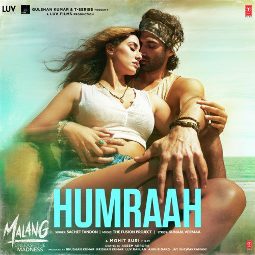 Humraah Lyrics Malang 2020