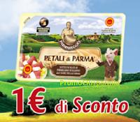 Logo Petali di Parma Parmareggio: scarica il coupon