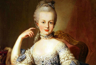 Maria Antonieta da Áustria, 1767
