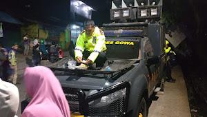 Potret Dedikasi Kapolres Gowa Amankan Event Beautiful Malino 2019