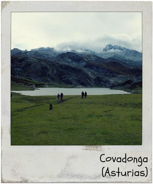 Visitar Covadonga en Asturias