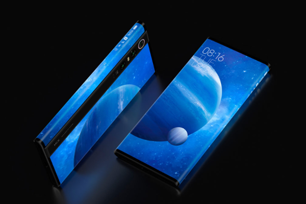 Xiaomi intros Mi MIX Alpha with World's first Surround Display and 108MP camera
