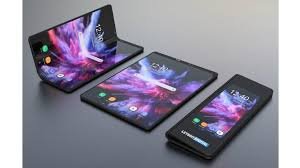 Samsung Galaxy Fold : Folding Phone