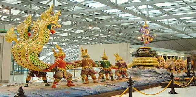 थाईलेंड में आज भी है असली राम राज्य