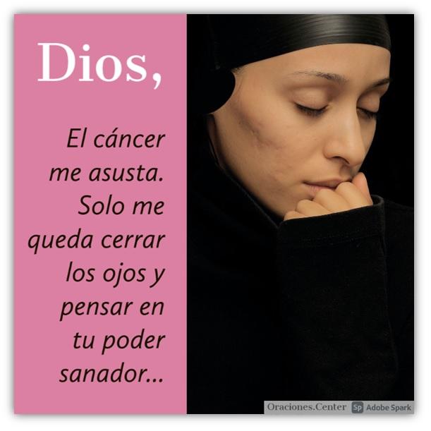 Oración por los Enfermos de Cáncer de Mama