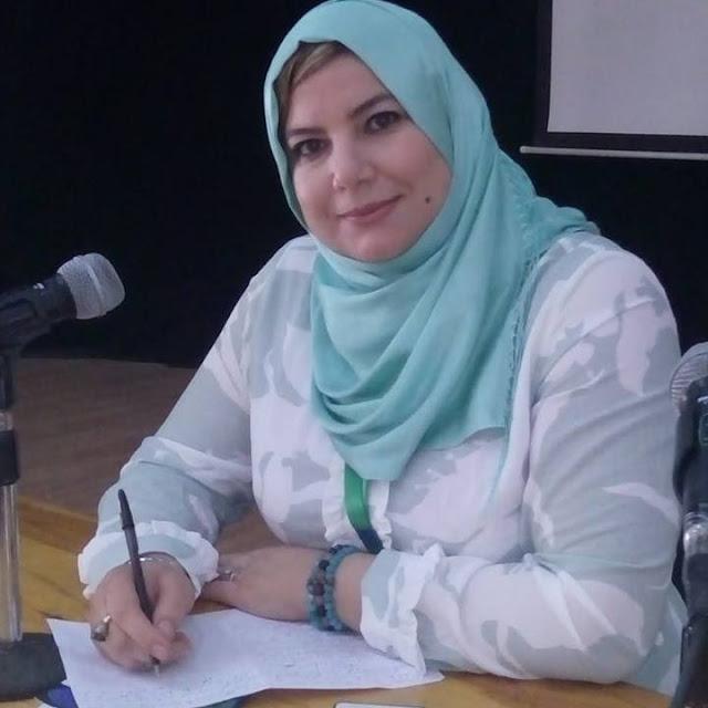 الشاعرة شاما درويش