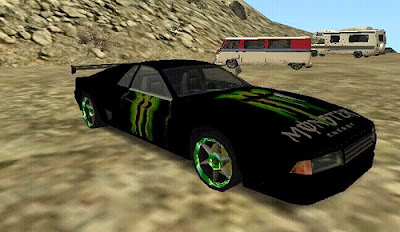 Mod Cheetah with Monster Energy Theme