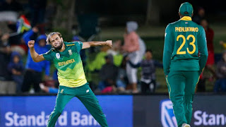 Imran Tahir 5-23 - South Africa vs Zimbabwe 1st T20I 2018 Highlights