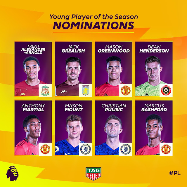 قائمة المرشحين لأفضل لاعب
