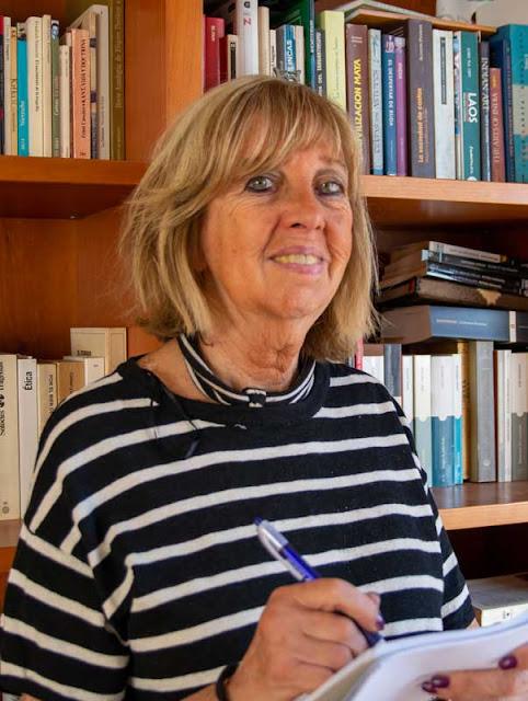 Silvia Adela Kohan autora de Escibir para sanar