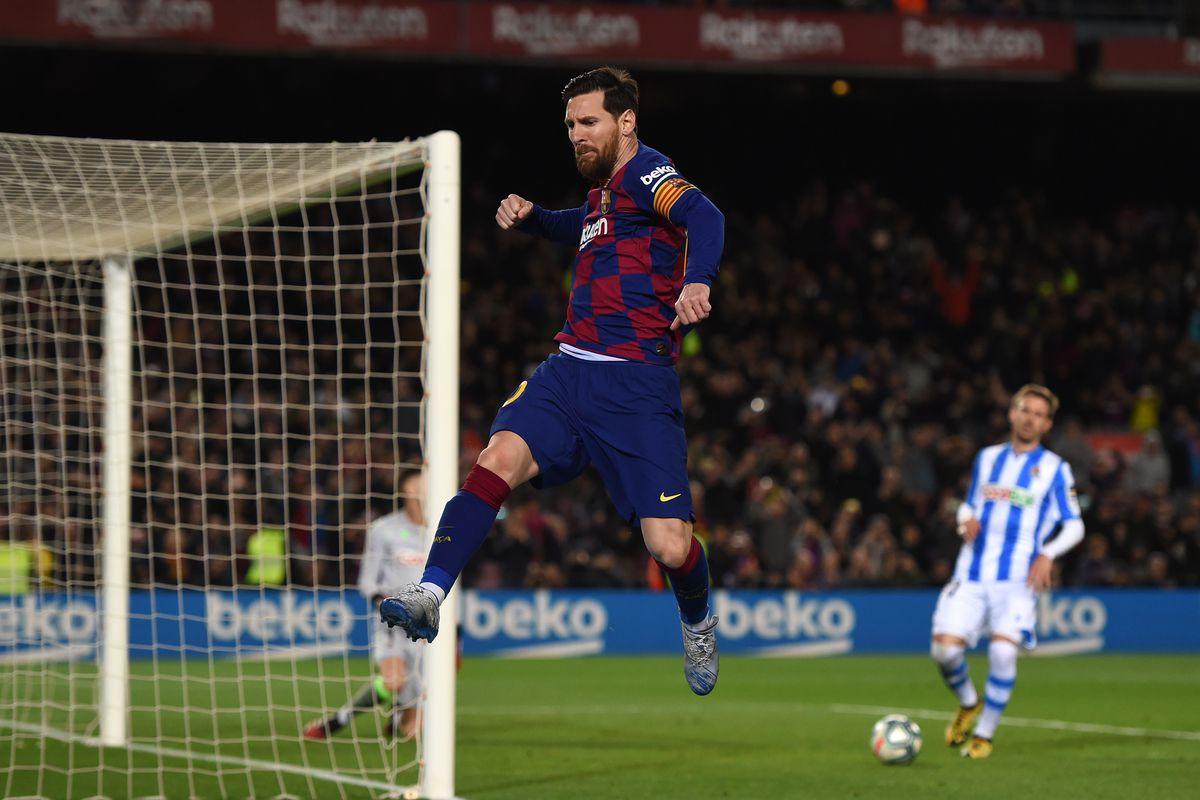 مشاهدة مباراة برشلونة وريال سوسييداد