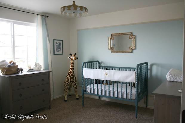 Baby Boy Noah' Ark Themed Nursery Rachel Elizabeth Creates