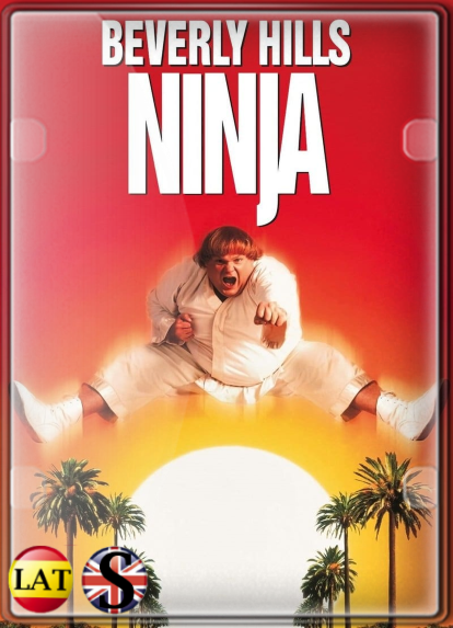 Un Ninja en Beverly Hills (1997) HD 720P LATINO/INGLES