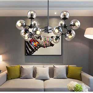 Những lưu ý khi lựa chọn đèn thả trần trang trí tuyệt đối không thể bỏ qua