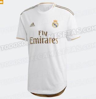Camisetas real madrid temporada 2019-2020 todosobrecamisetas