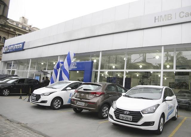 Caoa comemora 1 milhão de Hyundai vendidos no Brasil