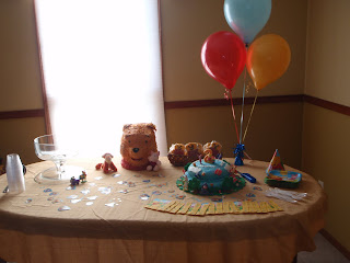 Disney Winnie the Pooh Birthday party Ideas