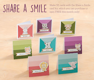 Operation Smile Card Kit CTMH