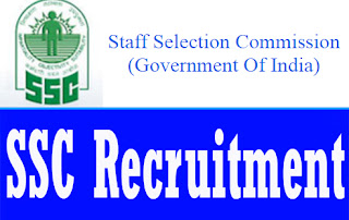 SSC Recruitment ssc.nic.in or ssconline.nic.in Exam Notification