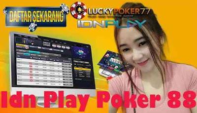 Idn Play Poker 88