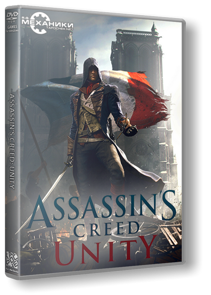 Assassins Creed Unity Repack 28GB PC Game Full Version