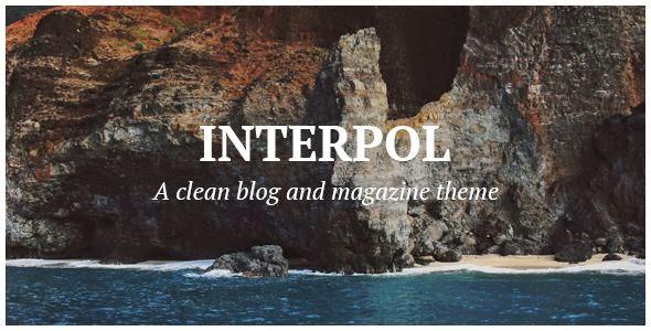 Best Clean WordPress Blog Theme