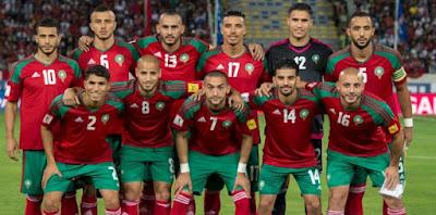 المغرب وجنوب افريقيا  2019 kora extra :