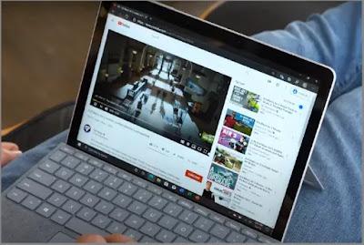 Surface Go 2: Screen
