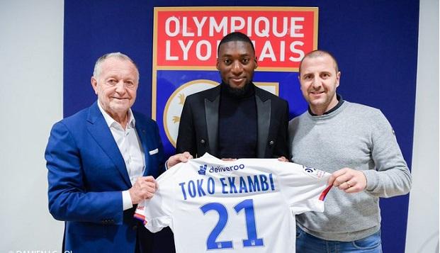 Officiel: Karl Toko-Ekambi rejoint l'Olympique Lyonnais